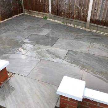 Patio installation Chelmsford Essex