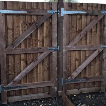 Bespoke gates in Chelmsford Essex