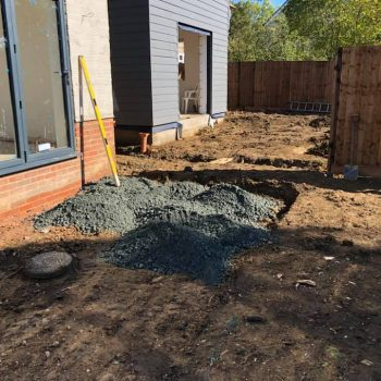Patio installation Chelmsford, Essex