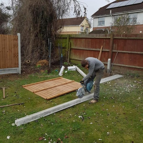 Fencing installers Chelmsford