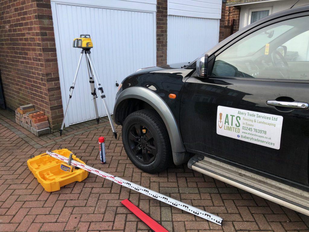 Driveway installation Chelmsford