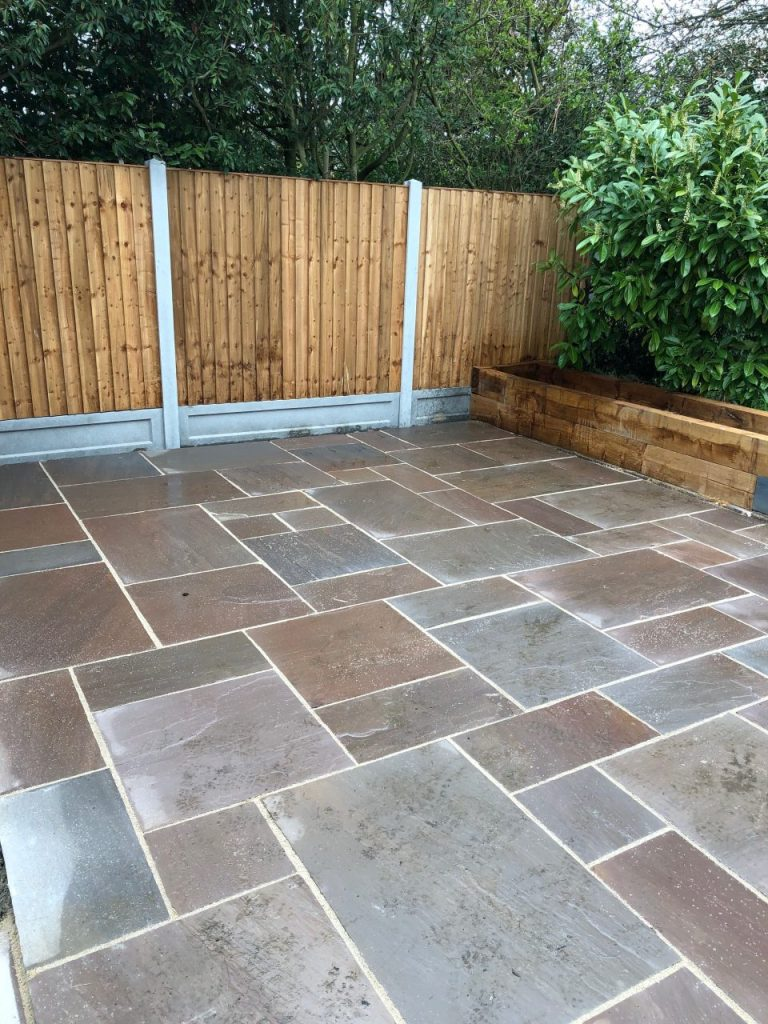 Patio installation chelmsford