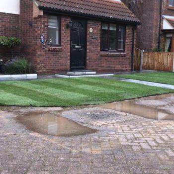 Front garden makeover, Essex
