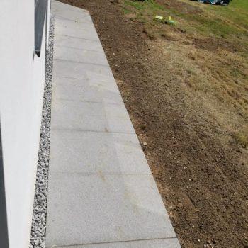 Granite paving essex