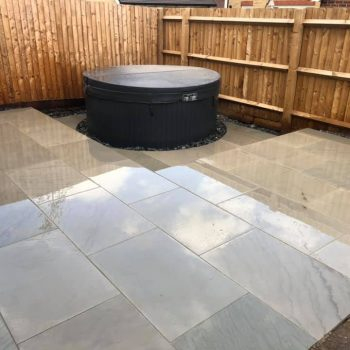 Hot tub patio chelmsford
