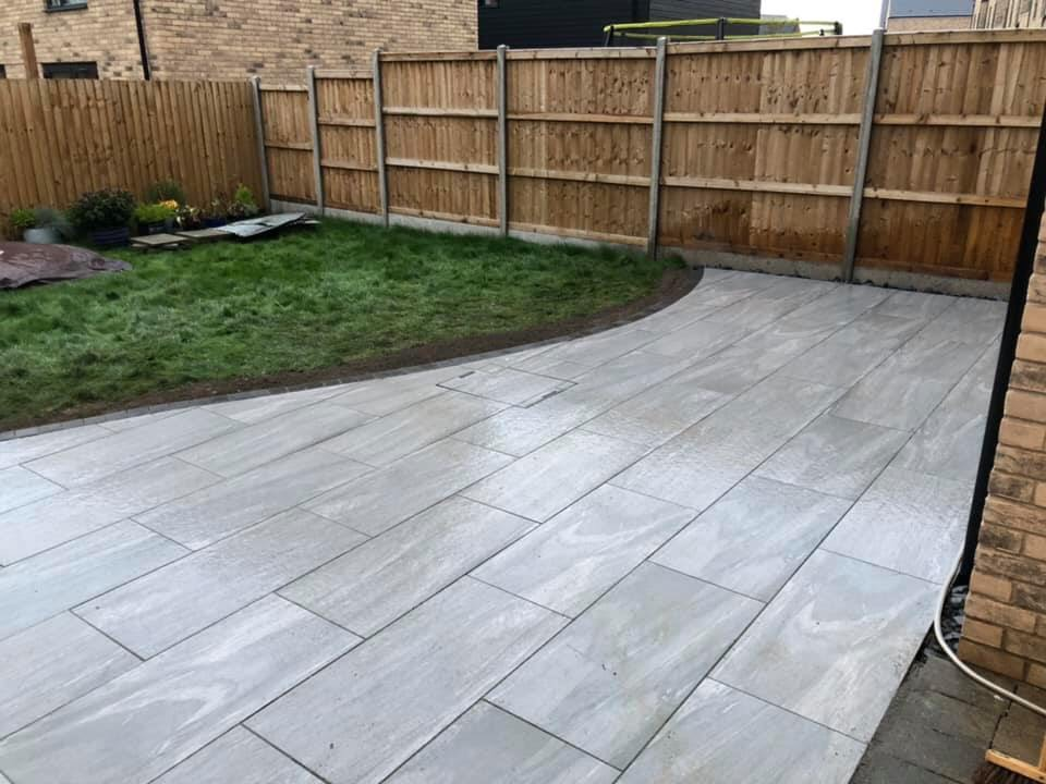 Patio installer Chelmsford