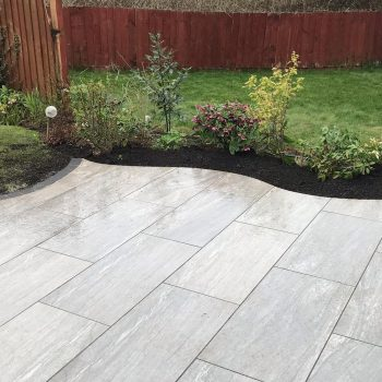 Porcelain patio in Chelmsford